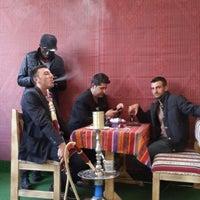 Photo taken at Şubat cafe by Sezai Ö. on 10/15/2014