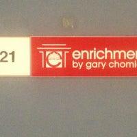 Photo taken at Enrichment By Gary Chomiak by Gary C. on 8/20/2013