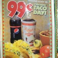 Photo taken at Roberto's Taco Shop by JohnFreitag R. on 1/17/2013