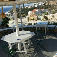 Photo taken at Silene Villas Kiosk by Stelios M. on 8/20/2014