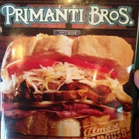 Photo taken at Primanti Bros. by Amy S. on 12/2/2012