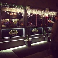 Photo taken at Annie's Paramount Steakhouse by Amy S. on 12/15/2012