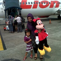 Photo taken at Bandar Udara Muara Bungo - Sei.Mengkuang by Indra N. on 8/21/2013