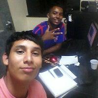 Photo taken at Rádio Filadélfia by Dhemenson J. on 5/23/2014
