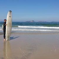 Photo taken at Patos Surf Galicia by Angelkowski S. on 8/28/2013