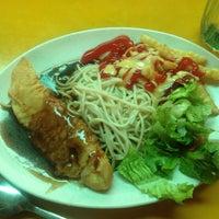 Photo taken at Menara Public Bank Food Court by Yanie on 10/16/2015
