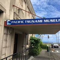 Photo taken at Pacific Tsunami Museum by eijison on 9/20/2016