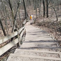 Photo taken at Lapham Peak Unit, Kettle Moraine State Forest by Justin P. on 4/15/2017
