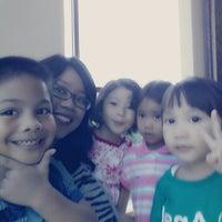 Photo taken at Gereja Toraja Bintaro by Wendy A. on 6/2/2013