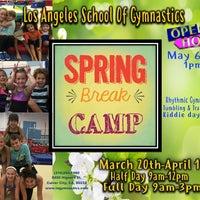 Foto tirada no(a) Los Angeles School of Gymnastics por Los Angeles School of Gymnastics em 3/13/2018