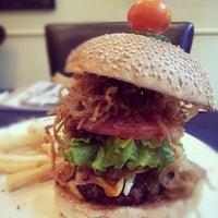Photo taken at New York Style Steak & Burger by Imelda L. on 12/21/2012