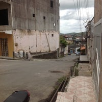 Photo taken at Rua Rui Barbosa by Moisés B. on 9/27/2013