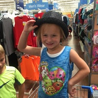 Photo taken at Walmart Supercenter by Alyson M. on 6/3/2016
