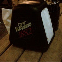 Photo taken at Cafe Vergnano 1882 by Realmadrid 1. on 3/1/2013