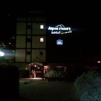 Photo taken at Best Western Alpen Resort Hotel by Realmadrid 1. on 1/2/2013
