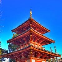 Photo taken at 宝泉寺 by Seiji S. on 2/27/2017