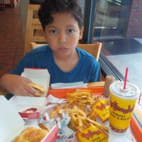 Photo taken at Bojangles' Famous Chicken 'n Biscuits by Ucy B. on 6/3/2014