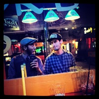 Photo taken at Shooter's Pub by Gabriel D. on 3/12/2014