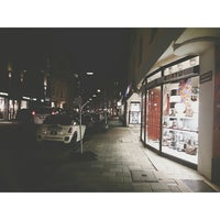 Photo taken at Hohenzollernstraße by Aleksandra B. on 10/17/2013