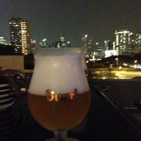 Photo taken at Halo Rooftop Lounge by Dieter W. on 4/23/2013