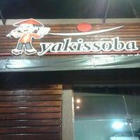 Photo taken at Yakissoba Café by Lorrane L. on 9/2/2013