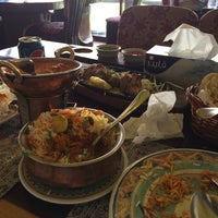 Photo taken at Bukhara Restaurant by Mohammed A. on 8/5/2014