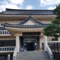 Photo taken at 옥천 향토전시관 by 道雲居士 on 10/22/2017