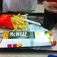 Photo taken at McDonald's by Seul Ki J. on 9/24/2013