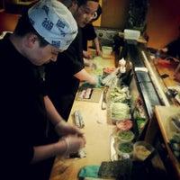 Photo taken at Vic Sushi Bar by Jim H. on 5/14/2013