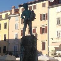 Photo taken at Fontana u Rovinju by Olesya F. on 8/22/2013
