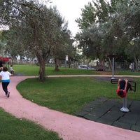 Photo taken at Parco Comunale Trevignano by Andrea C. on 9/21/2014