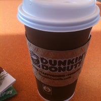 Photo taken at Dunkin' Donuts by Rosalee L. on 12/31/2014
