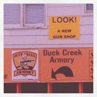 Photo taken at Duck Creek Armory by metro c. on 12/24/2012