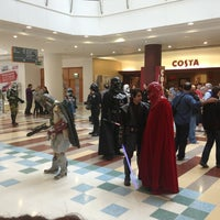 Photo taken at intu Braehead Shopping Centre by Fraser C. on 8/25/2013