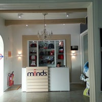 Photo taken at Minds English School by Murilo S. on 8/31/2013