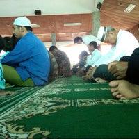 Photo taken at Masjid Nurul Amal by Ryanda W. on 1/25/2013