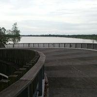 Photo taken at Taman Panorama Benak by Melanie on 11/8/2013