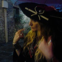Photo taken at Tony Seville's Pirates Alley Cafe & Old Absinthe House by Capt. John S. on 4/1/2013
