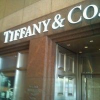 Photo taken at Tiffany & Co. by Patricia G. on 10/19/2012
