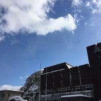 Photo taken at 葛巻町役場 by mitsu_hzj77hv on 2/3/2016