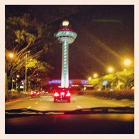 Photo taken at Terminal 1 by Jasmine T. on 4/11/2013