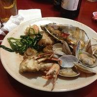 Photo taken at Osaka Seafood Buffet by 1111 1. on 11/9/2013