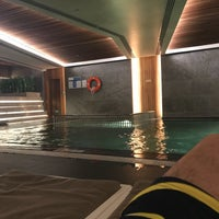1/28/2018 tarihinde Ersin S.ziyaretçi tarafından DoubleTree by Hilton Hotel Istanbul - Piyalepasa'de çekilen fotoğraf