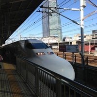 Photo taken at 名古屋駅 新幹線ホーム by M N. on 12/27/2012