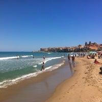 Foto scattata a Spiaggia di Cefalù da Marne S. il 6/24/2013