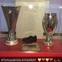 Photo taken at Galatasaray Kultur ve Sanat Merkezi by Melih E. on 12/20/2016