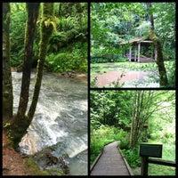Foto tirada no(a) Forest Park - Wildwood Trail por Michele S. em 5/25/2013