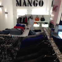 Photo taken at Mango by Дарья Б. on 2/12/2014