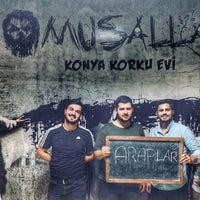 8/11/2018 tarihinde Yasin Cömert🇹🇷ziyaretçi tarafından Musallat Konya Korku Evi'de çekilen fotoğraf