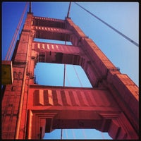 Foto scattata a Golden Gate Bridge da Marc V. il 7/6/2013